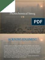 Phtochemical Smog Cbse