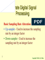 multirate digital signal processing.pdf