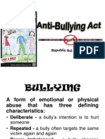Bullying for ES