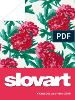 SLOVART katalog jaro–léto 2019