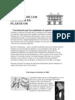 Historia de Los Plásticos