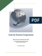Guia Acceso Fuentes Cooperantes