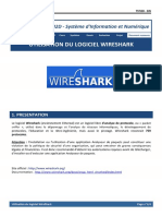 Fiche Wireshark