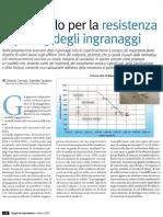 Un modello per la resistenza al pitting degli ingranaggi.pdf