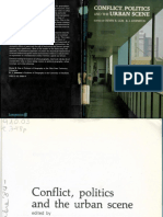 CONFLICT, POLITICS AND THE URBAN SCENE.pdf