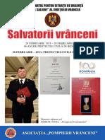 Revista Salavatorii Vranceni  Nr.1 ANUL 2019