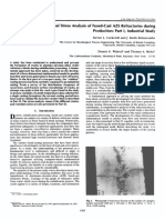 R19 Thermal Stress Analysis of Fused-Cast AZS Refractories During Production - Industrial Study 1994
