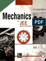 (Physics for IIT JEE Anurag Mishra) Er. Anurag Mishra - Mechanics for JEE (Main & Advanced) Volume 1-Shri Balaji (2014)
