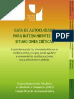 Guia Autocuidado Para Intervenientes en Situaciones Criticas Castelan 0