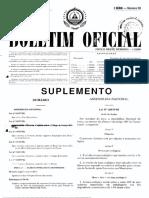 BO - 1995 - Lei Nº 129_IV_95 - Que Autoriza o Governo a Legislar Sobre o Código de Justiça Militar