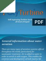 Oxy turbine