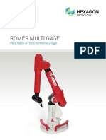 ROMER Multi Gage Catalogo Es