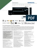 Manual TX-nr575 Bas Adv En