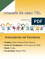 Presentacion TEL Mane Cony
