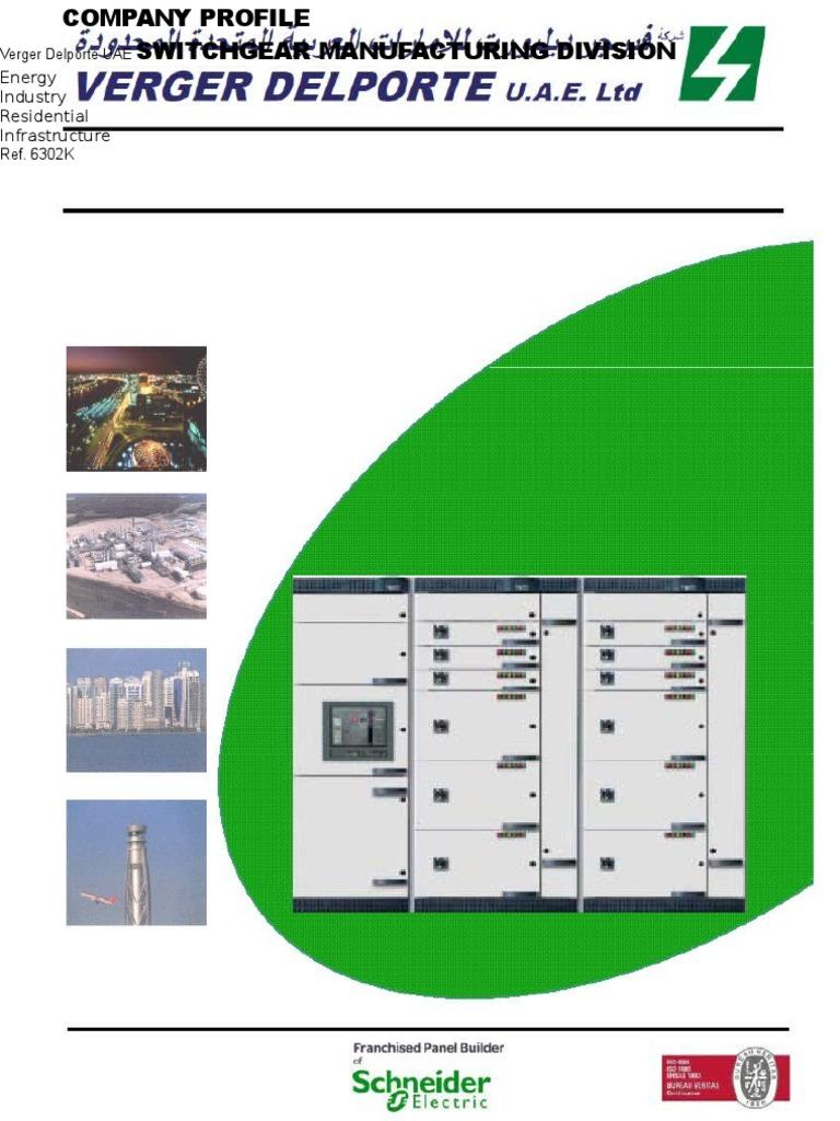 Energy Industry Residential Infrastructure: Verger Delporte UAE