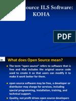 Koha Library Software