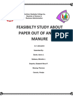 Feasibility about animal manure 1.docx