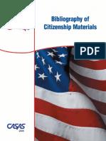 Citizenship Bibliography