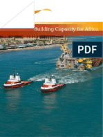 Building Capacity for Africa