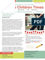 The Children Times_1st Edition