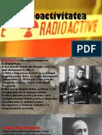 Radioactivitatea Andreea Stan