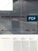 12 | BSI Swiss architectural Award 2012 | – | – | Switzerland | Silvana editoriale / Mendrisio Academy press | Ecoboulevard, DreamHamar, Ecopolis Plaza | pg.80-83
