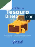 A Bíblia Do Tesouro Direto