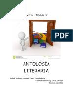 Antología literaria 2019
