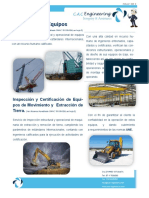Brochure CAC Engineering SAS