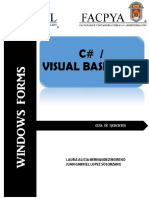 Manual Practicas c#