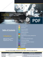 BORD NA MONA PLCCompany Profile Report, 2018