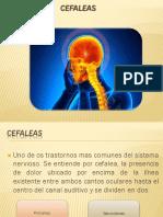 Cefaleas Primaria y Secundaria 19-2