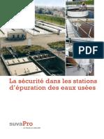 securité station épuration