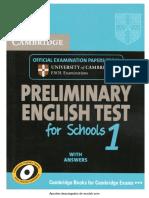 Wuolah-free-Cambridge Preliminary English Test 1