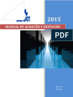 MANUAL DE ALMACÉN Y DESPACHO.docx