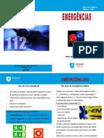 7 Folheto Emergencias