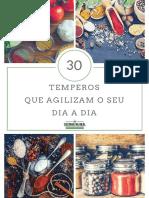 30 Temperos Que Agilizam- Bia Fragas