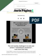 Newsletter #9 Proiuris Página Uno