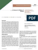 Celiac Disease in Children a Review