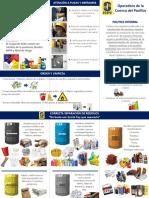 Triptico ISO 14000
