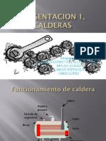 presentacion calderas