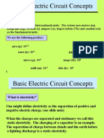Basic Circuit Concepts