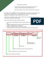 procedimentos para eleição
