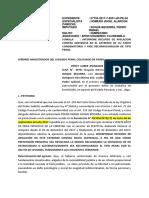 modelo Apelación NCPP