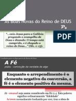 O Reino de DEUS - P4 - Final
