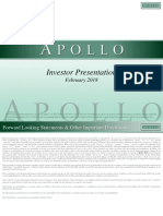Apollo Global Management LLC Feb Investor Presentation Update VFinal
