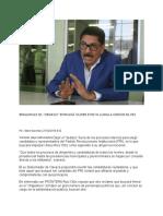21.02.19 Erradicar el 'dedazo' buscará Ulises Ruiz si llega a dirigir el PRI