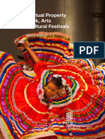 IP folk, arts and cultural festivals