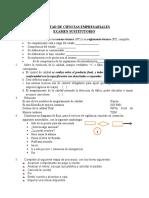 Examen Sustitutorio Calidad 2017-i