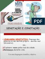 Denotaçao e Conotação